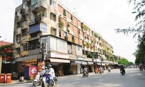 Cải tạo, xây dựng lại chung cư cũ: Tìm mô hình mới