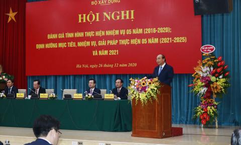 Hội nghị đánh giá tình hình thực hiện nhiệm vụ 05 năm (2016 – 2020); định hướng mục tiêu, nhiệm vụ giải pháp thực hiện 05 năm (2021 – 2025) và năm 2021