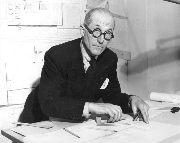 Nghệ sĩ đa tài Le Corbusier (1887 - 1965)