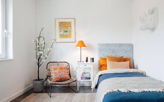 Cách bố trí phòng ngủ ảnh hưởng rất lớn đến cuộc sống và sự nghiệp của chủ nhân căn phòng