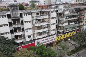 Cải tạo chung cư cũ nguy hiểm: Đề xuất cơ chế mới