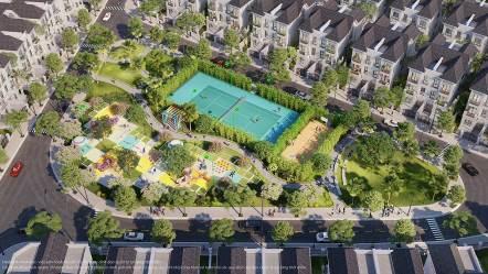 """Compound Villa The Manhattan Glory được """"ưu ái"""" với các tiện ích nội khu hấp dẫn"""
