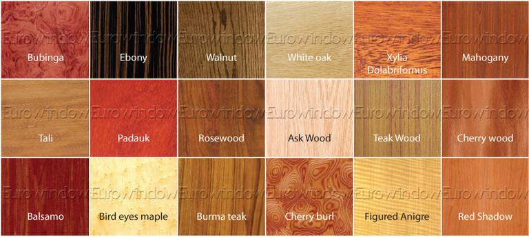 Eurowindow có nhiều mẫu cửa gỗ  phù hợp với mọi nhu cầu của khách hàng