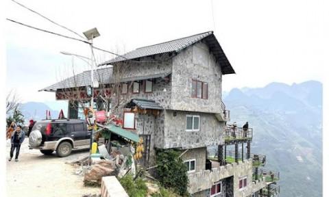 Bộ VH-TT-DL đề nghị Hà Giang thông tin về công trình sửa chữa trên Mã Pì Lèng