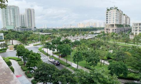 Xây dựng thành phố xanh, thân thiện môi trường