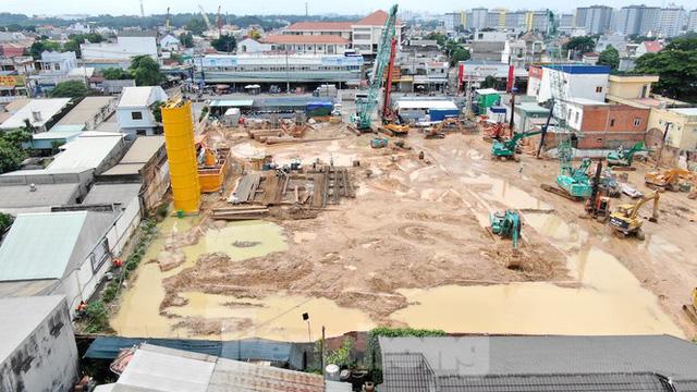 Giá nhà đất ở khu vực dự kiến thành lập thành phố Thủ Đức tăng mạnh