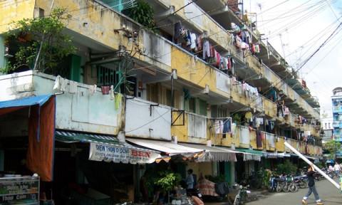 Cải tạo chung cư cũ tại TP HCM: Ì ạch vì vướng… rào cản pháp lý