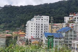 Bộ Xây dựng yêu cầu kiểm tra công trình xây sai phép tại Tam Đảo