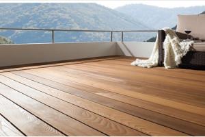Lựa chọn sàn gỗ ngoài trời tốt nhất cho không gian ngoại thất