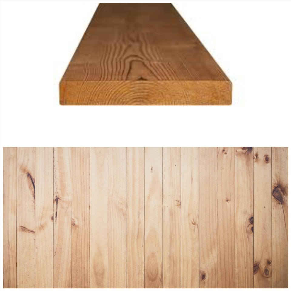 Một điều cần lưu ý là gỗ thông có độ cứng không cao vì vậy nên hạn chế sử dụng ở những vị trí chịu tác động thường xuyên của vật cứng, sắc nhọn để đảm bảo tuổi thọ của kiến trúc.