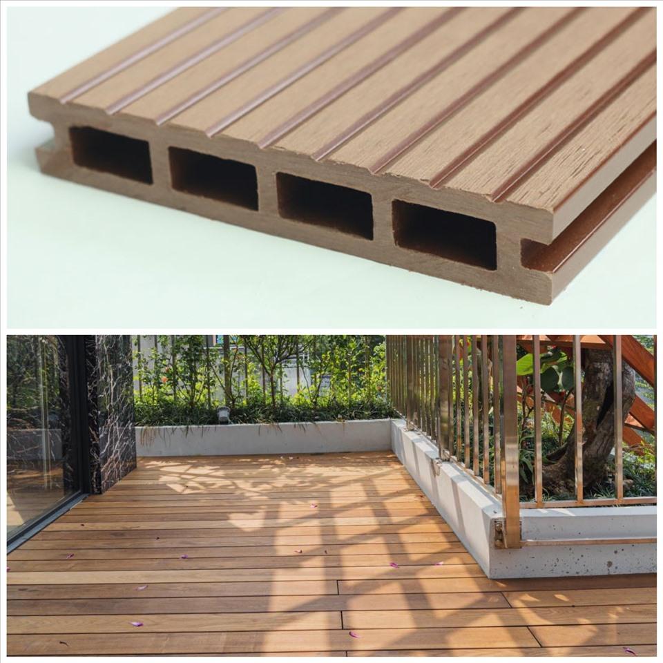 Giá thành cũng là một ưu thế của sàn gỗ nhựa khi thấp hơn rất nhiều so với những loại sàn gỗ tự nhiên.