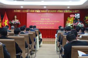 Sở Xây dựng Hà Nội tích cực triển khai các nhiệm vụ trọng tâm trong năm 2021