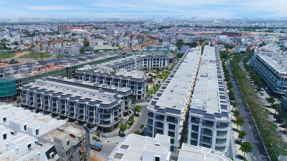 Hàng ngàn căn nhà được xây mới trên địa bàn Thành phố Hồ Chí Minh trong năm 2020