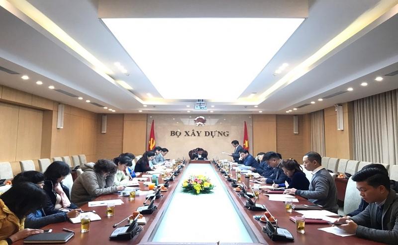 Phó Cục trưởng Nguyễn Mạnh Khởi, báo cáo kết quả thực hiện nhiệm vụ công tác năm 2020