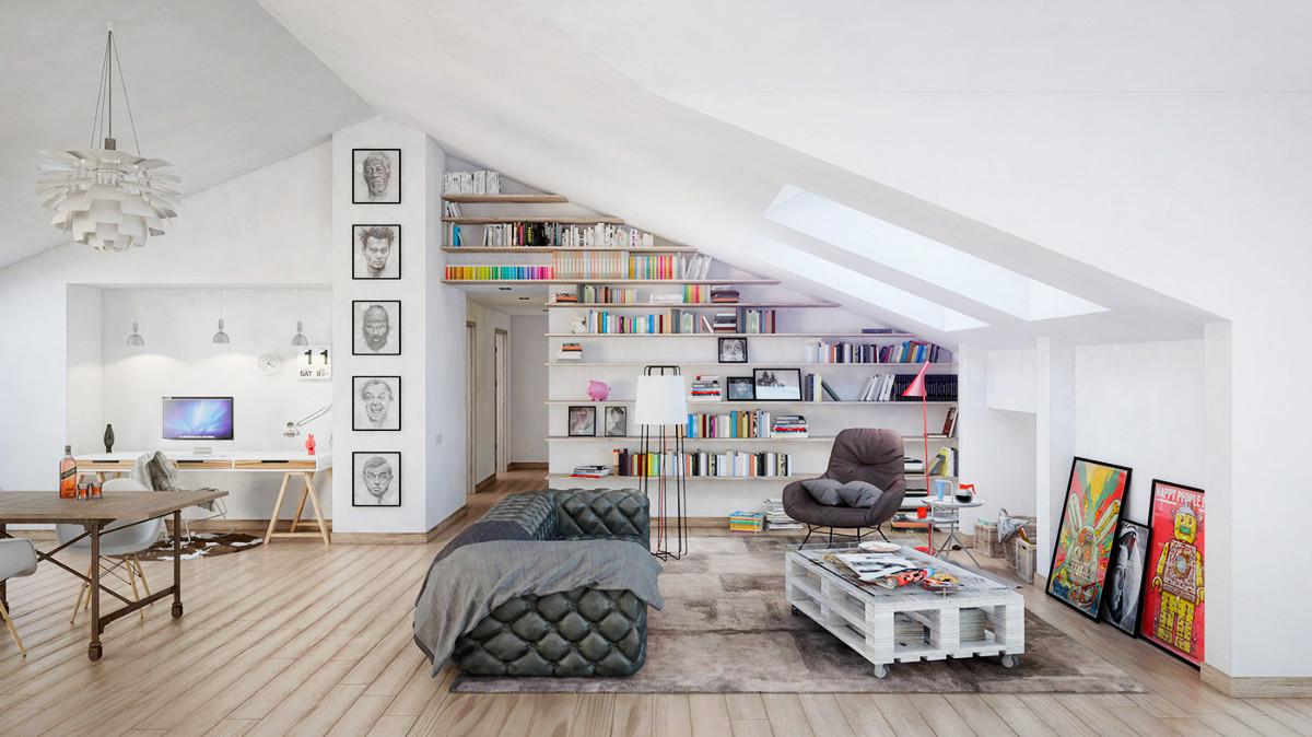 Nếu bạn có một chút kiến thức về DIY, bạn thậm chí có thể tự lắp đặt để phù hợp với không gian nhà mình