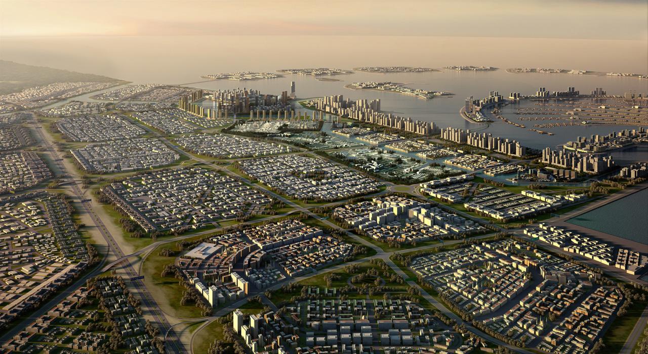 Dự án Dubai Waterfront