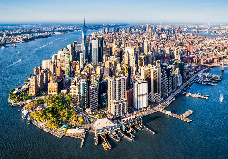 New York - Thành phố ven biển đi đầu chống lại biến đổi khí hậu