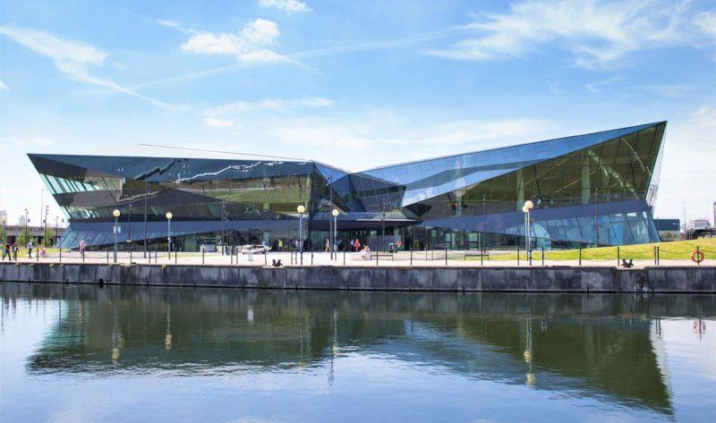 Ngoài thiết kế cấu trúc ấn tượng, công trình The Crystal (London, Anh) còn là một trong những tòa nhà xanh nhất từng được nhân loại xây dựng