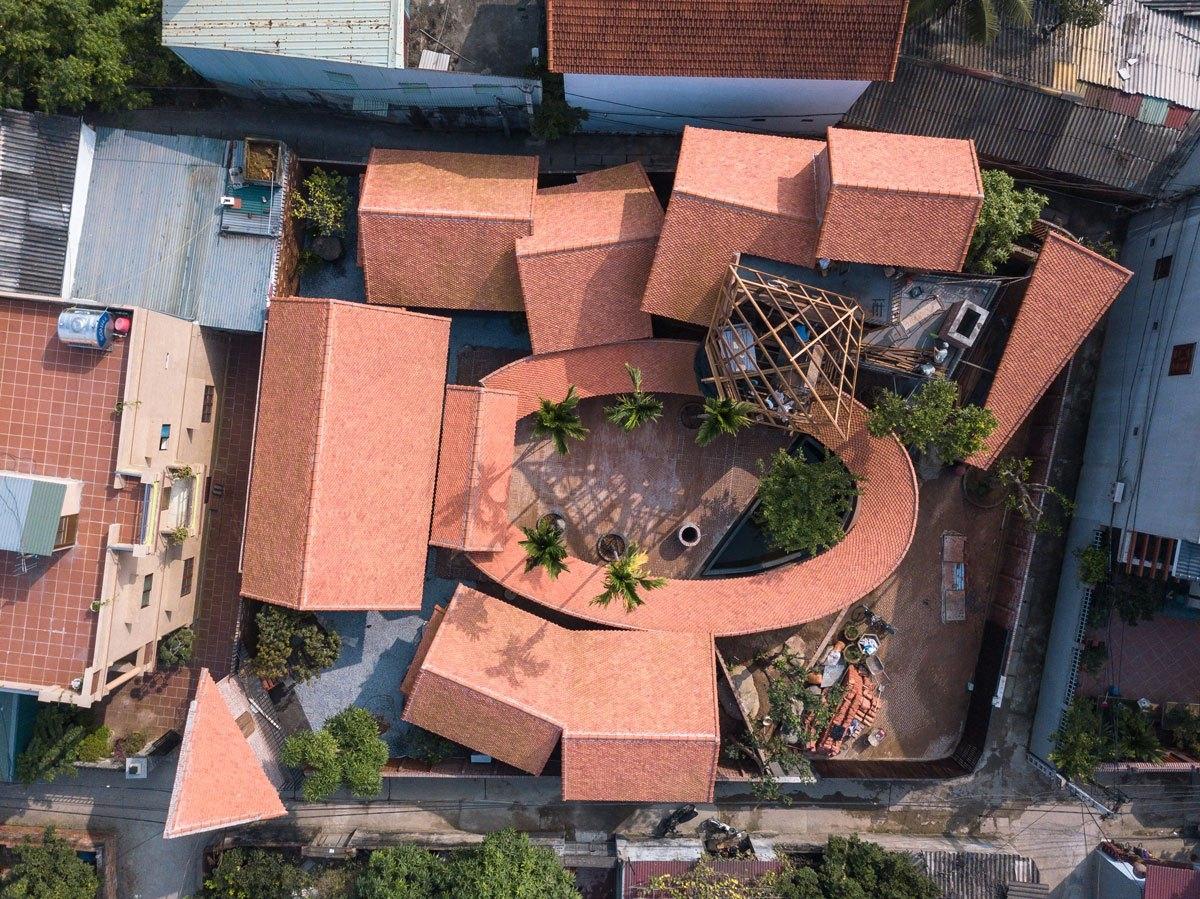 Nhà ở Bắc Hồng - Giải Vàng Giải thưởng Kiến trúc Quốc gia 2018