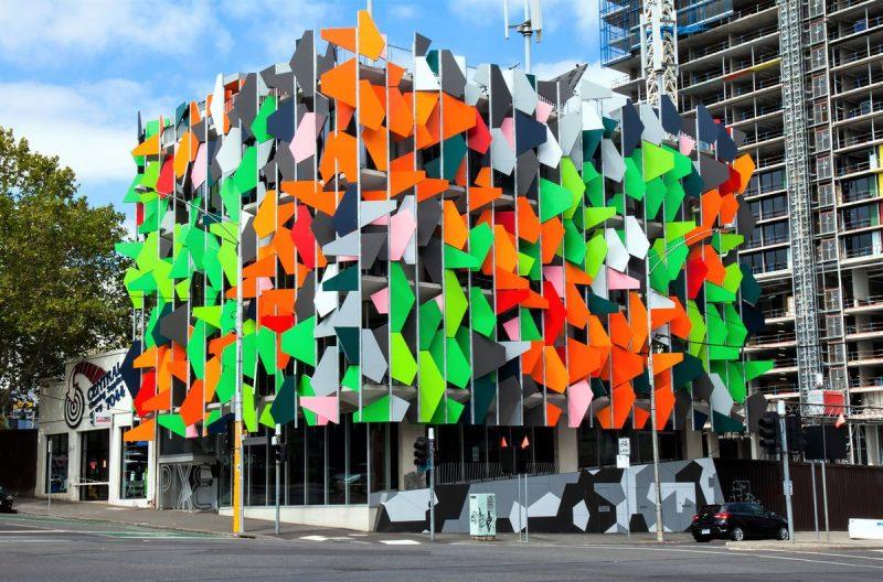 Tòa nhà Pixel, Melbourne, Úc mở đường cho sự phát triển của cơ sở hạ tầng bền vững trên toàn nước Úc