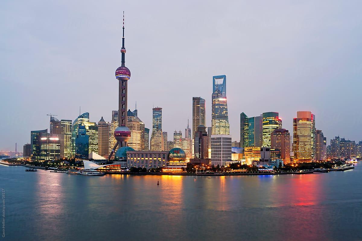 Thành phố Thượng Hải - cảng biển lớn nhất thế giới