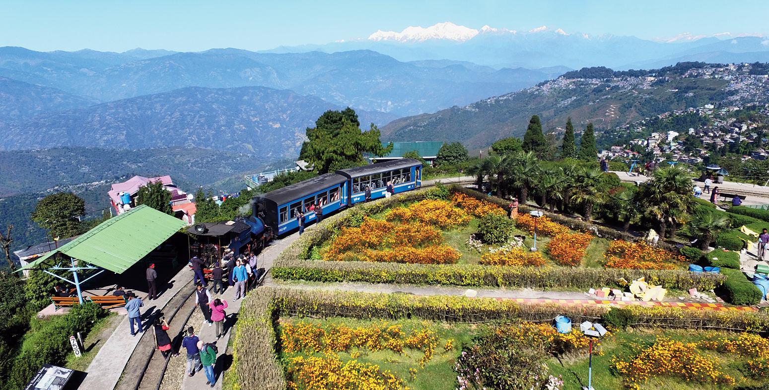 Tuyến đường sắt Darjeeling Himalaya - Di sản Công nghiệp ở Ấn Độ