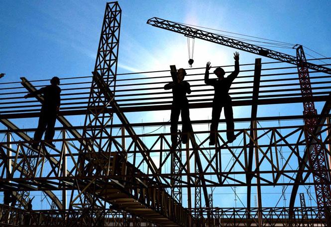 Bộ Xây dựng yêu cầu tăng cường công tác quản lý, bảo đảm an toàn trong thi công. Ảnh minh họa