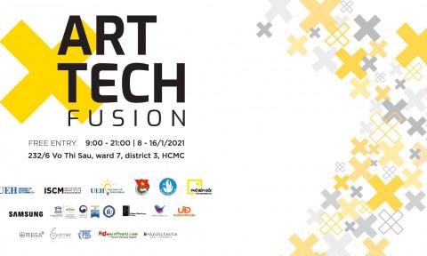 Tuần lễ khai mạc SmartCity+ ArtTech Fusion 2021