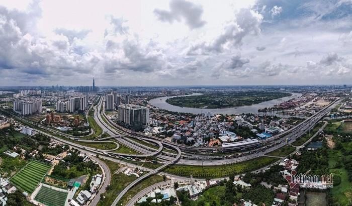 Xây dựng hạ tầng giao thông ở TP Thủ Đức sẽ cần nguồn vốn khổng lồ, nếu không có kế hoạch tài chính bền vững, sẽ khó thực hiện