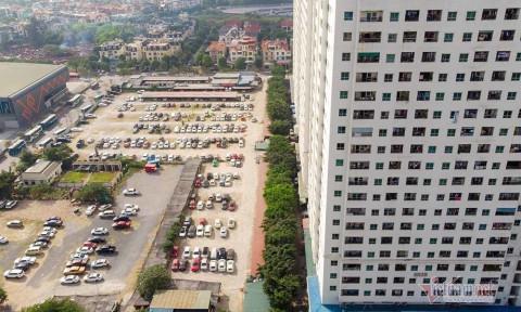 Chung cư nghìn hộ mà chỉ có mấy trăm chỗ để xe, dân chịu sao nổi
