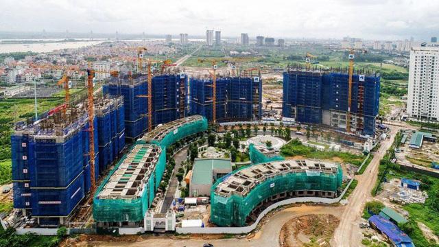 Trong khi giao dịch căn hộ Hà Nội có phần trầm lắng hơn