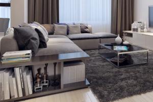 10 món đồ cần dọn dẹp để không gian phòng khách bớt chật hẹp