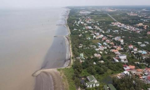 Sẽ có phân khu tài chính kinh tế 300ha tại Khu đô thị du lịch lấn biển Cần Giờ