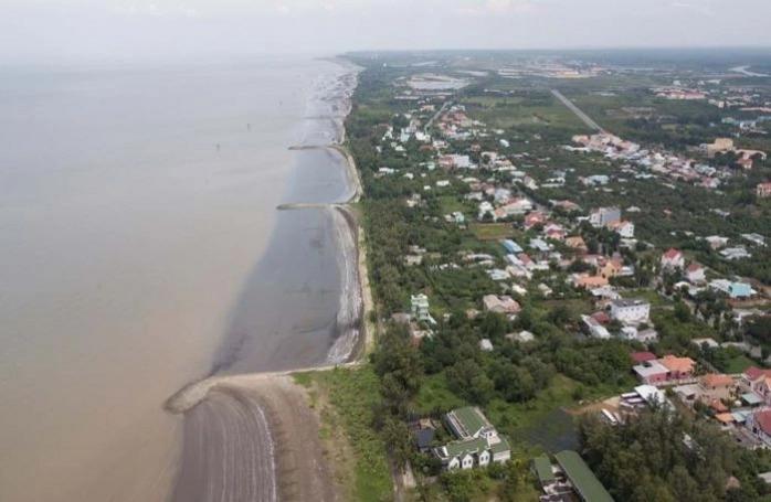 TP. HCM duyệt nhiệm vụ quy hoạch chi tiết tỷ lệ 1/500 Khu đô thị du lịch lấn biển Cần Giờ (ảnh minh họa)
