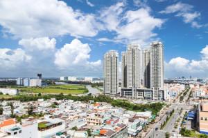 Trong đại dịch Covid-19, giá nhà TPHCM và Hà Nội vẫn bật tăng