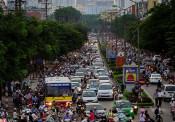 Quy hoạch giao thông tích hợp với sử dụng đất:  giải pháp tất yếu phục vụ phát triển bền vững  giao thông Hà Nội