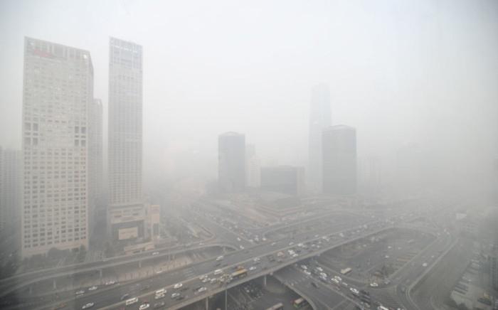 Ô nhiễm môi trường không khí ở Hà Nội