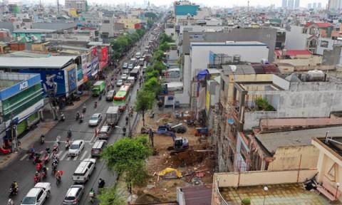 TPHCM sẽ bán đấu giá đất ven các đường mới mở