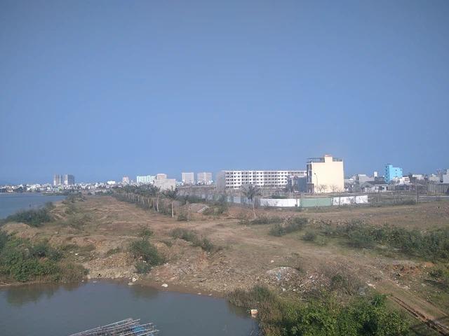Khu vực bất động sản Hòa Xuân (TP. Đà Nẵng). Ảnh: Phước Nguyên