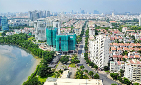 Diễn biến trái chiều trên thị trường căn hộ Hà Nội và TPHCM