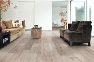 Giữ sàn gỗ luôn đẹp tự nhiên