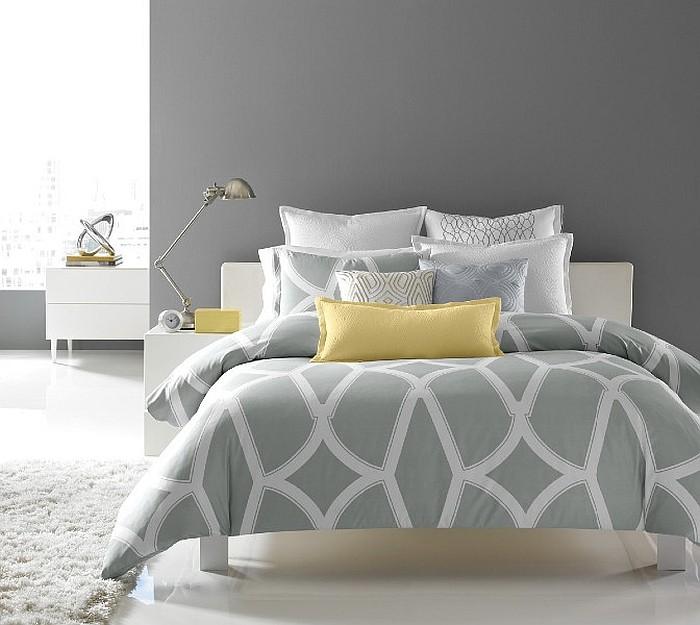 Phối hai màu tuyệt đẹp được mệnh danh là Màu của năm trong phòng ngủ