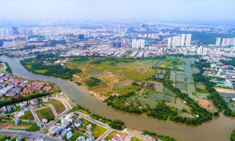 Thành phố Hồ Chí Minh: Khai thác hiệu quả tài nguyên đất đai
