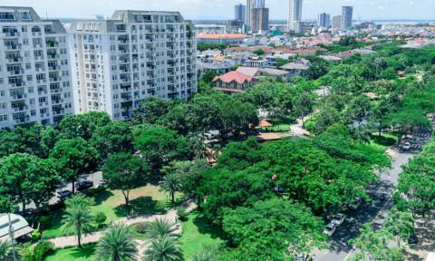 """Phát triển cây xanh đô thị: cần có kịch bản """"hút"""" vốn tư nhân"""