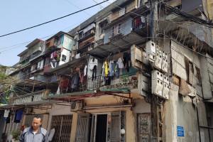 Hà Nội: Đẩy nhanh tiến độ cải tạo, xây dựng lại chung cư cũ