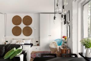 Thiết kế căn hộ nhỏ hơn 50m2 (P3)