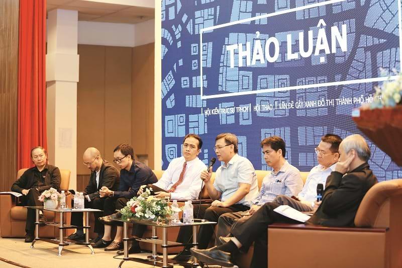 Từ gợi mở của ban tổ chức, các diễn giả và người tham gia hội thảo đã trình bày và thảo luận nhiều vấn đề sôi nổi