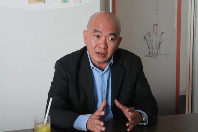 TS Sử Ngọc Khương, Giám đốc cấp cao Savills Việt Nam