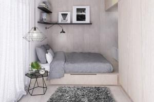 Trang trí phòng ngủ nhỏ: Tưởng không dễ mà dễ không tưởng (P1)