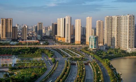 Phát triển nhanh và bền vững Thủ đô theo hướng đô thị xanh, thông minh, hiện đại